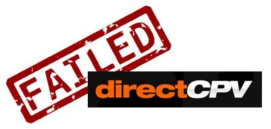 Never use DirectCPV